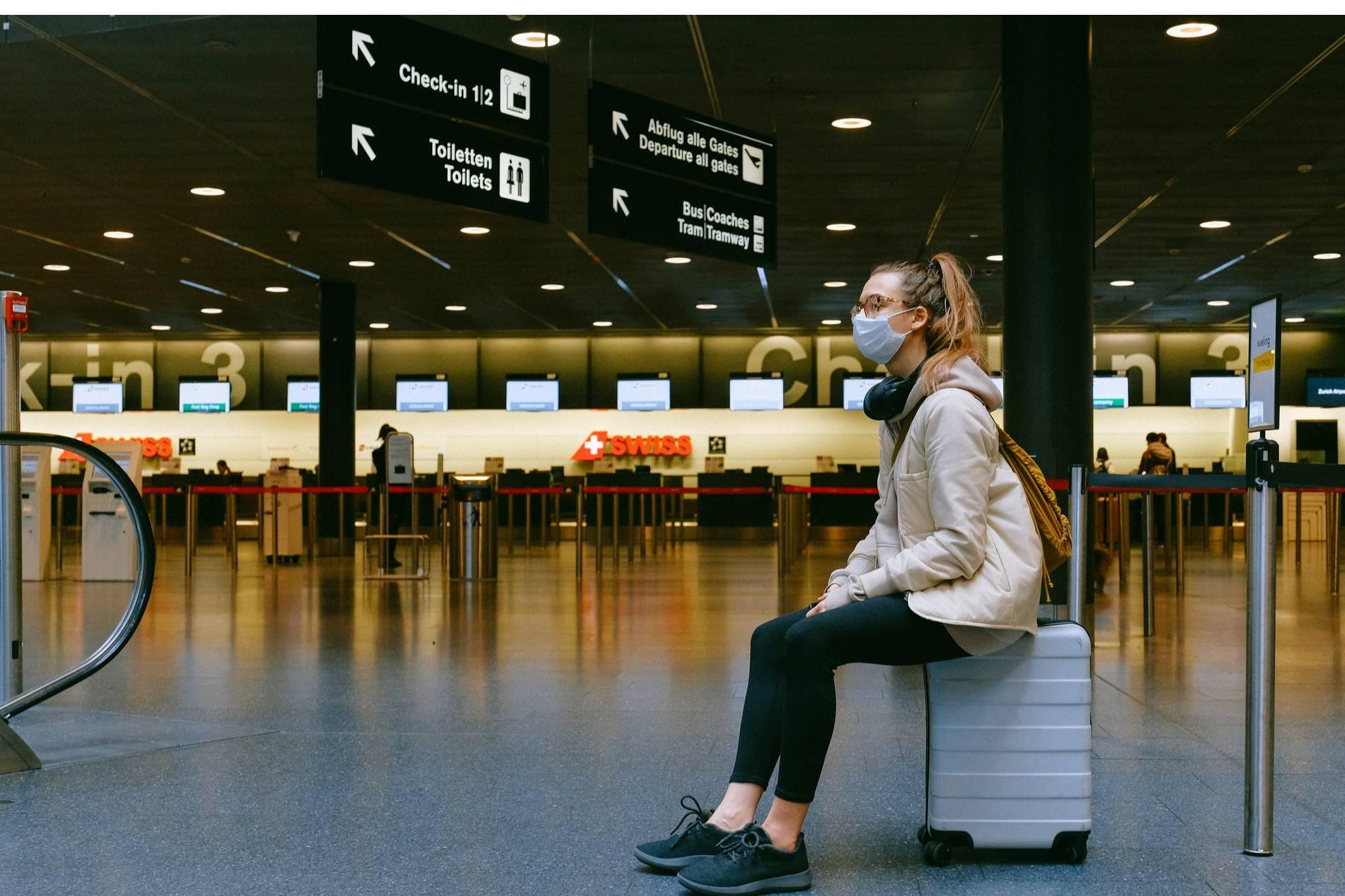 Изображение Европа еще несколько месяцев будет закрыта для туристов