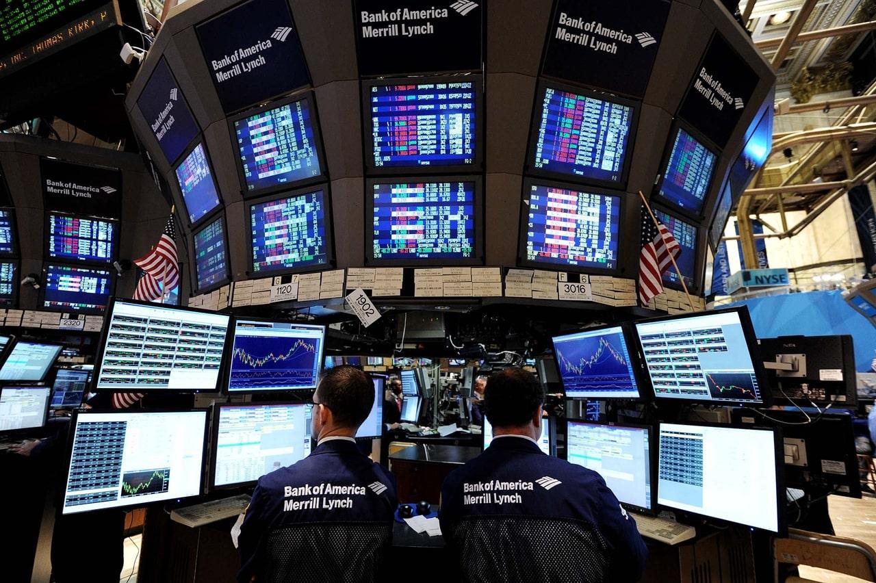 Изображение Уолл-стрит в ожидании принятия пакета стимулов, Россия больше не будет зависеть от нефти