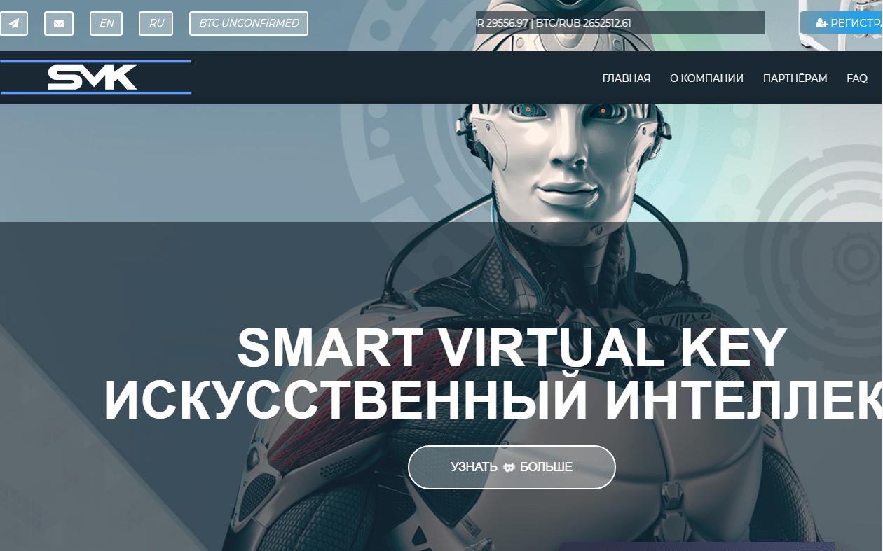 Вся информация о компании SVK, Фото № 1 - 1-consult.net