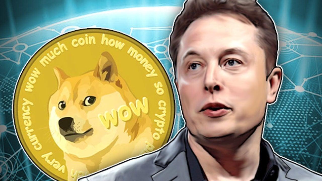 Изображение Твиты Илона Маска провоцируют рост Dogecoin