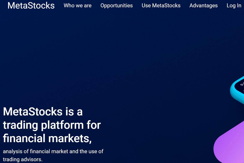 Обзор брокера MetaStocks, Фото № 1 - 1-consult.net