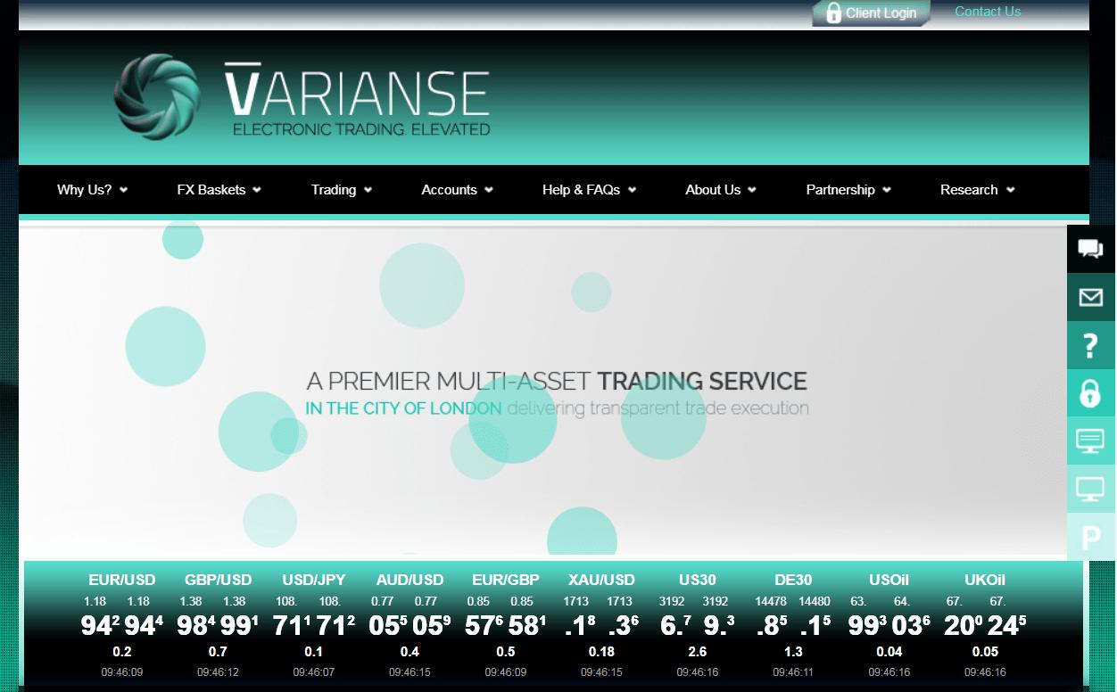 Вся информация о компании Varianse, Фото № 1 - 1-consult.net