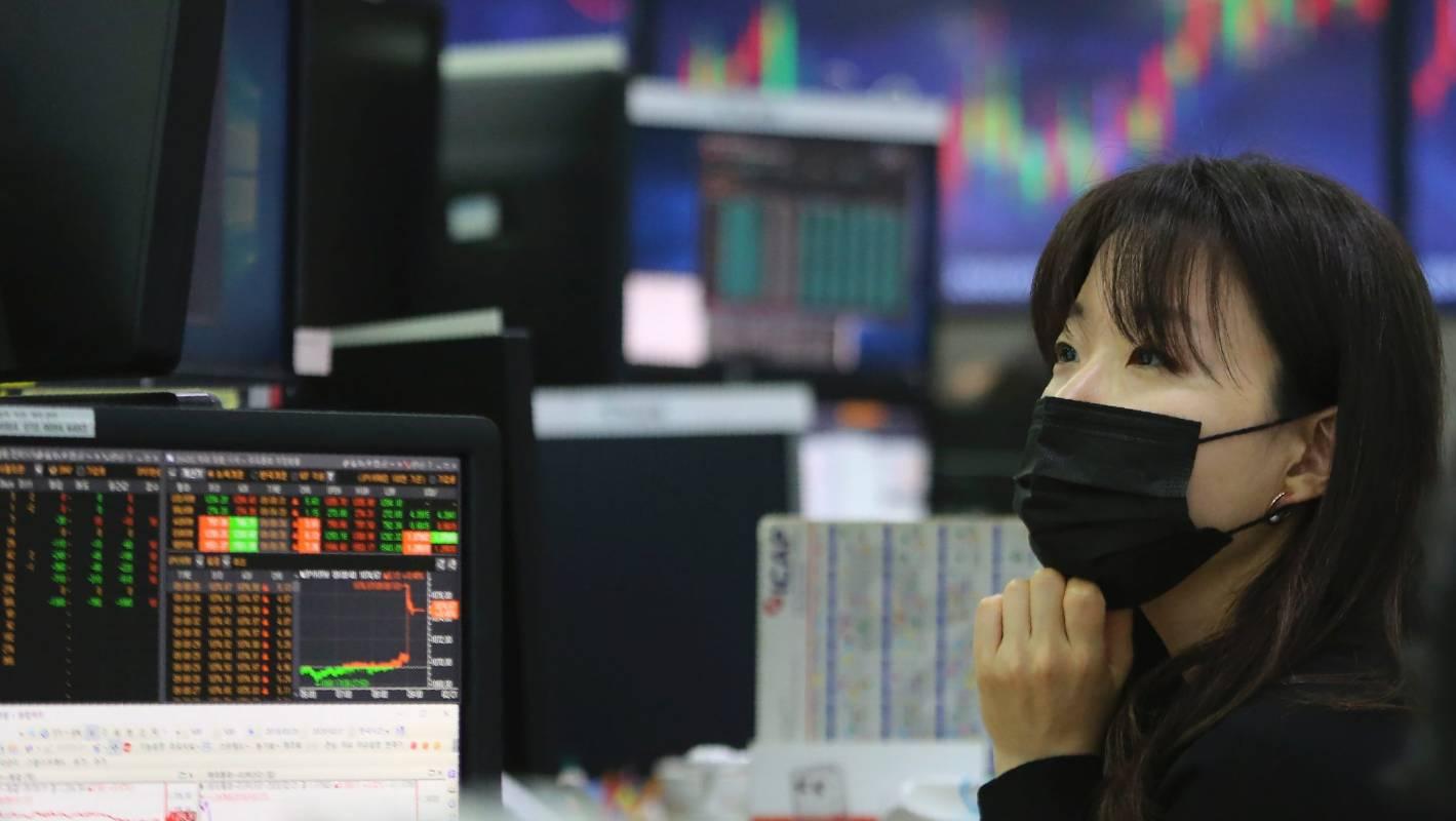 Изображение Фондовый рынок в условиях третьей волны коронавируса