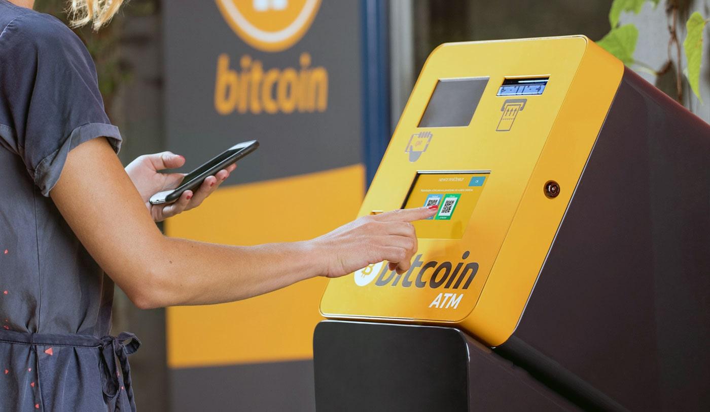 Изображение Криптовалюту в США теперь можно обменять в банкомате