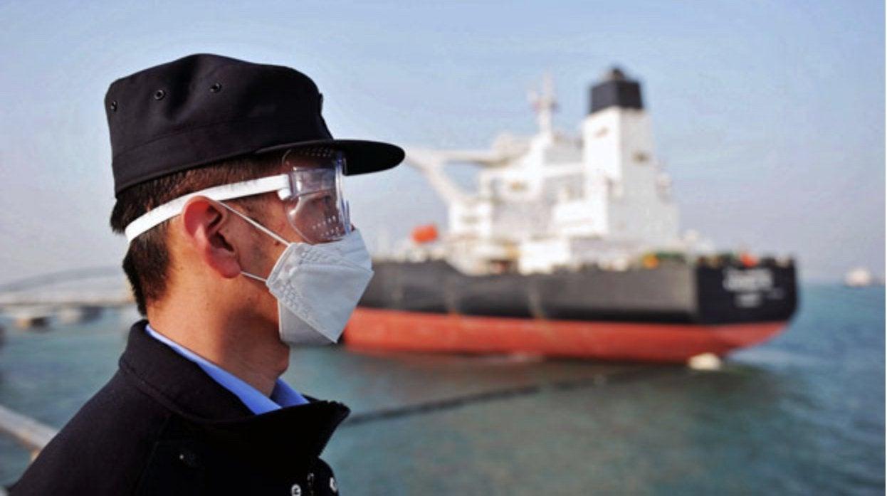 Изображение Китай увеличил экспорт нефти на 32%