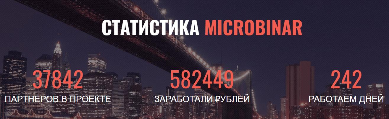 Подробная информация о партнерской программе MicroBinar, Фото № 2 - 1-consult.net