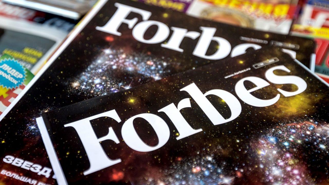 Изображение Самые богатые люди по версии издания Forbes