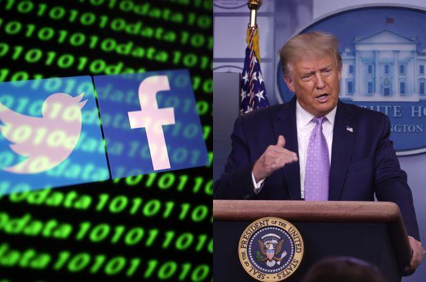 Дональд Трамп будет судиться с Facebook, Фото № 1 - 1-consult.net