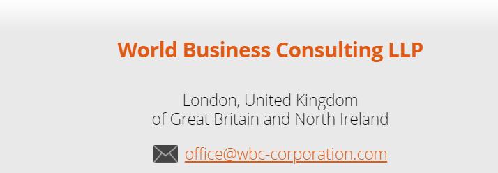 WBC-Corporation - МЛМ-лохотрон, Фото № 9 - 1-consult.net