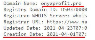 Вся информация о компании OnyxProfit, Фото № 2 - 1-consult.net
