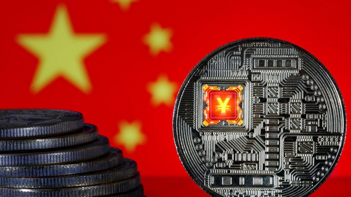 Изображение Власти Китая вводят ограничения на майнинг криптовалют, чтобы создать цифровой юань