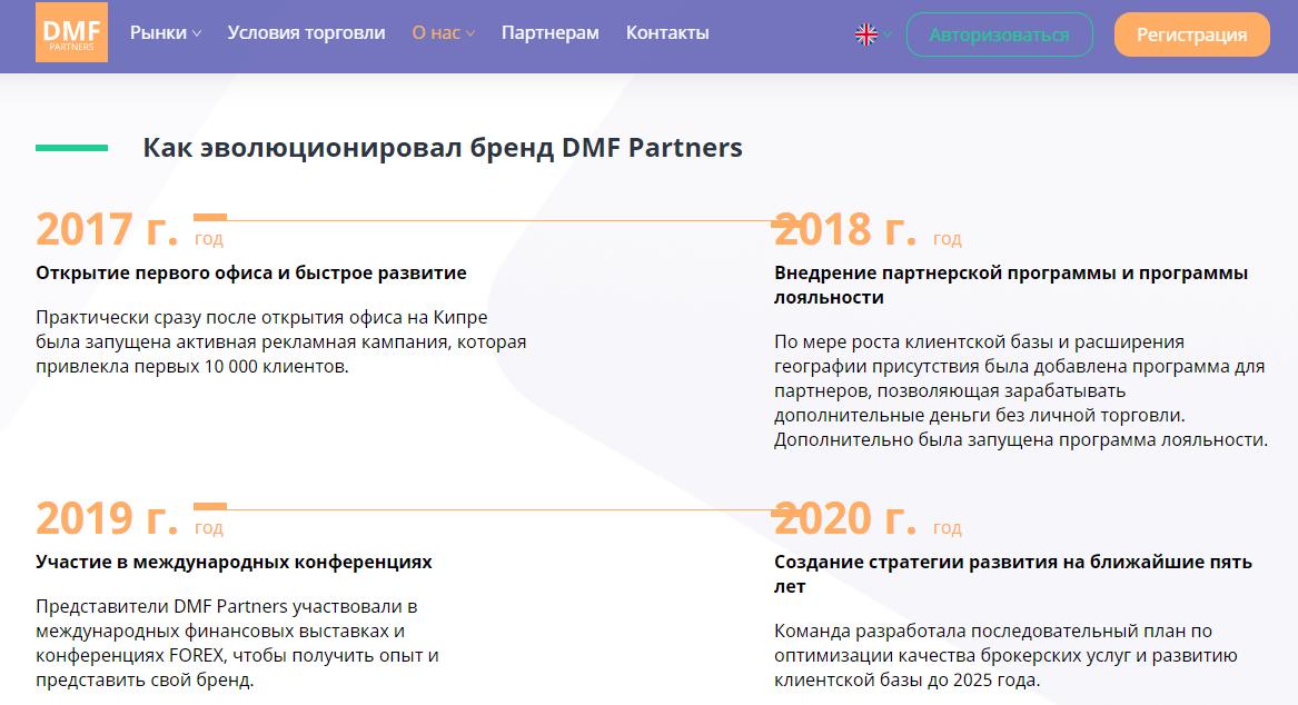 Вся информация о компании DMF Partners, Фото № 4 - 1-consult.net