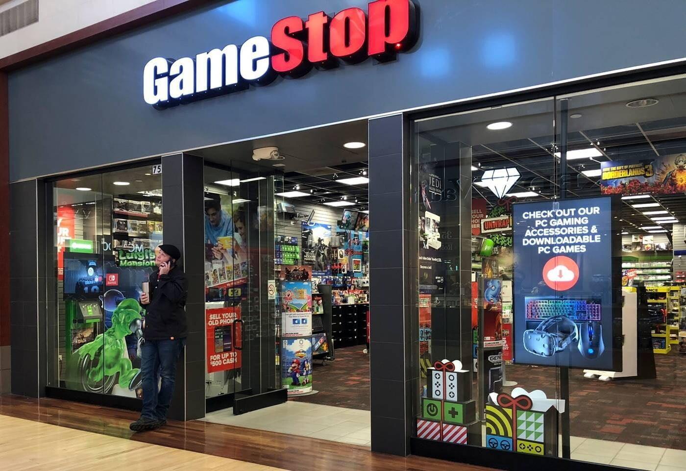 Изображение Капитализация GameStop выросла до $10 млрд благодаря пользователям Reddit