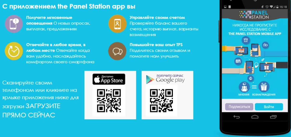 Полный обзор сервиса The Panel Station, Фото № 3 - 1-consult.net