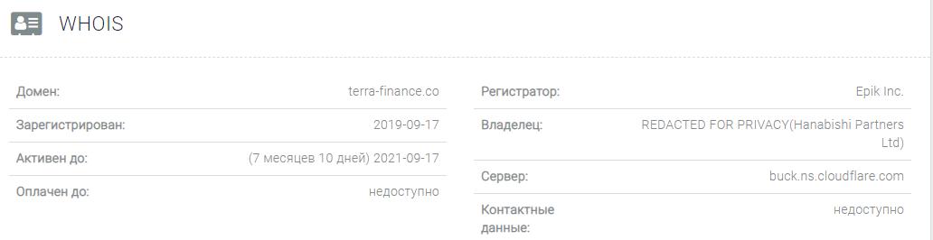 """Фальшивый брокер Terra Finance и его """"мутные"""" дела, Фото № 6 - 1-consult.net"""