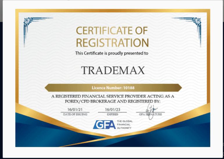 Вся информация о компании TradeMax, Фото № 3 - 1-consult.net