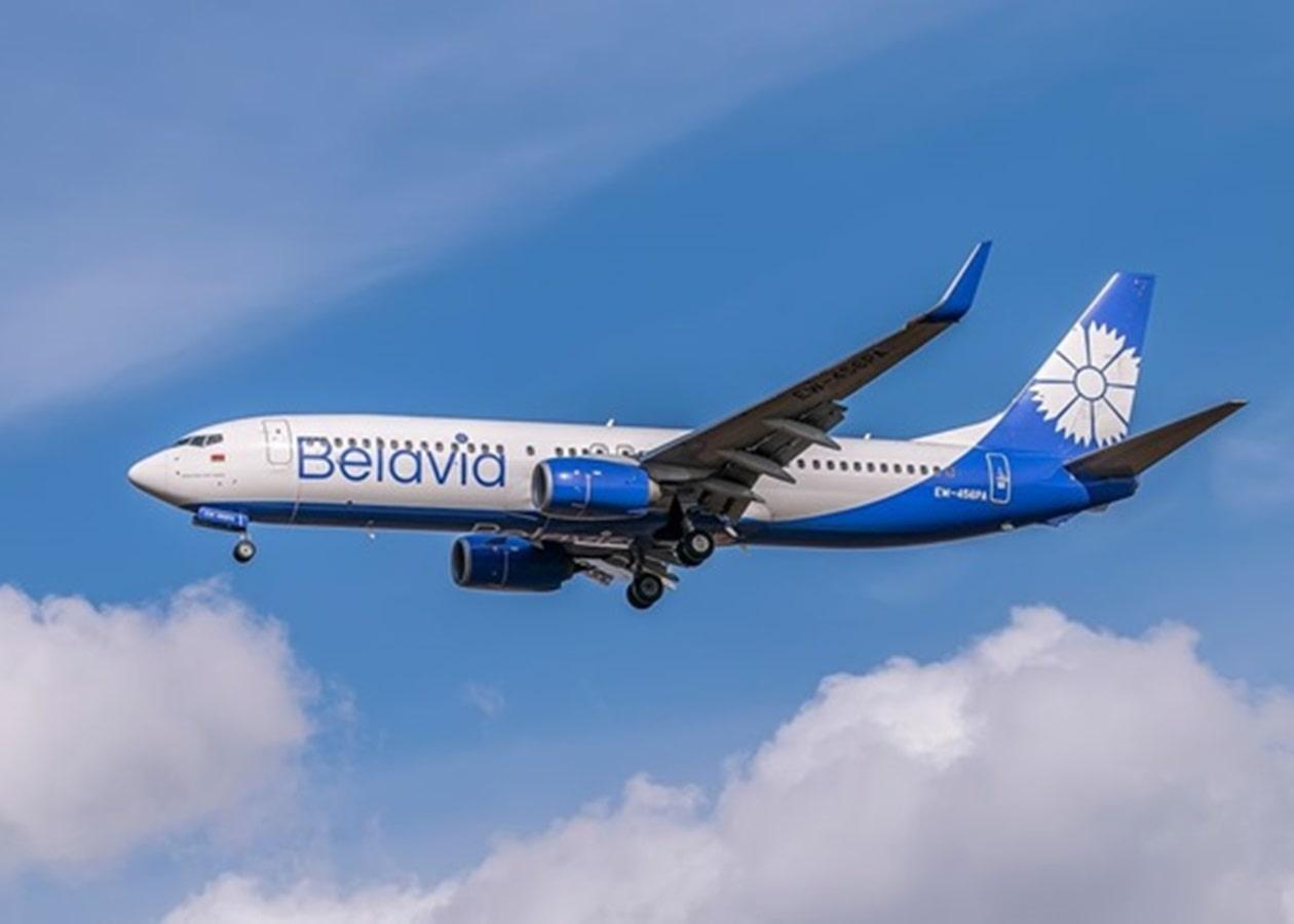 Изображение Евросоюз перекрыл воздушное пространство для Беларуси
