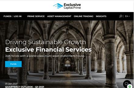 Вся информация о компании Exclusive Capital, Фото № 1 - 1-consult.net