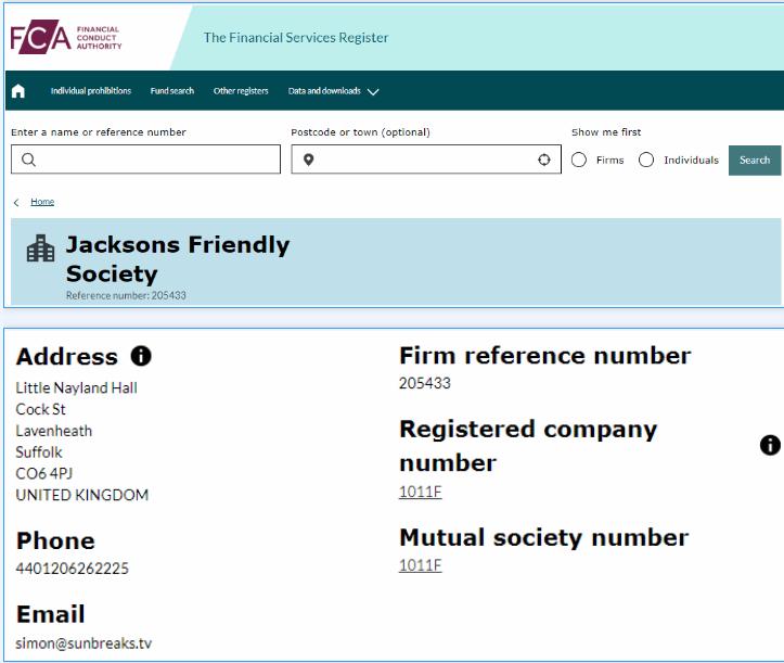 Вся информация о компании JFS Brokers, Фото № 3 - 1-consult.net