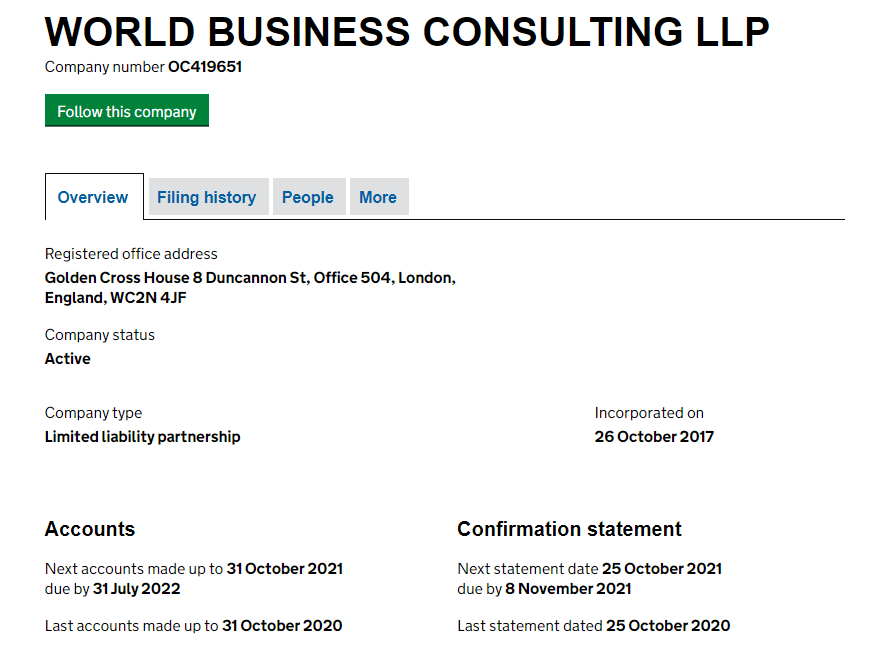 WBC-Corporation - МЛМ-лохотрон, Фото № 7 - 1-consult.net