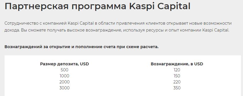 Kaspi Capital - казахский лохотрон, Фото № 7 - 1-consult.net