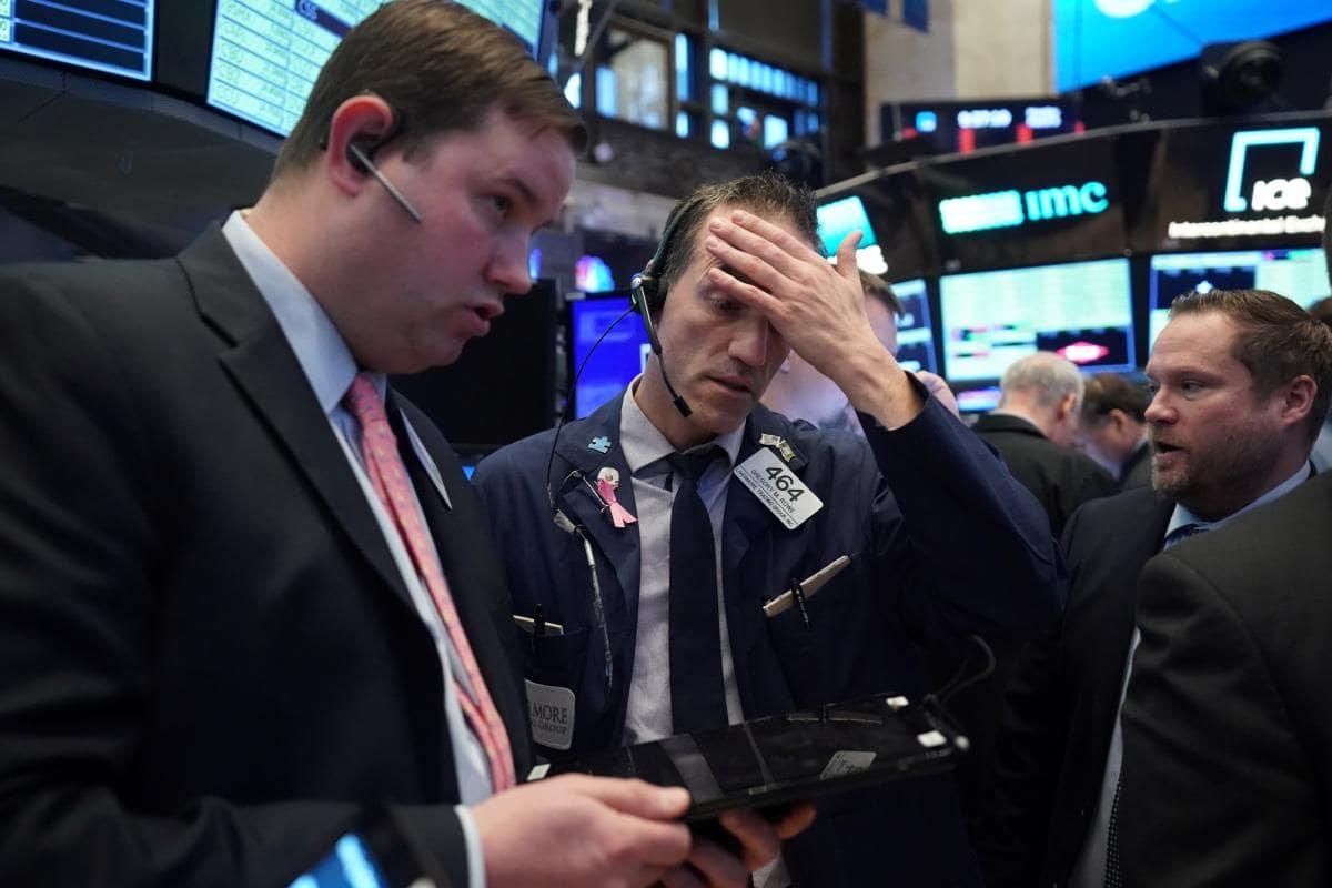 Изображение Итоги понедельника на фондовом рынке США, введение очередного локдауна в Великобритании