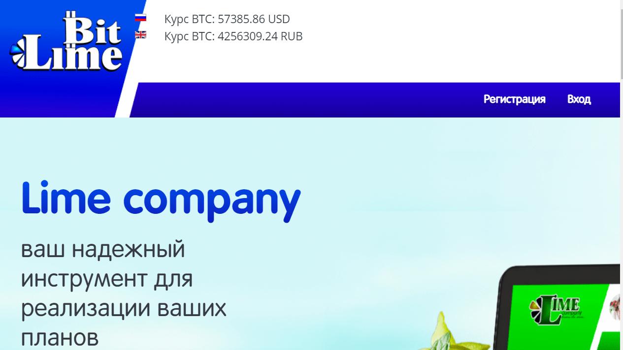 Вся информация о компании Bitlime, Фото № 1 - 1-consult.net