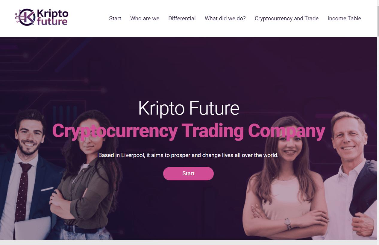 Вся информация о компании Kripto Future, Фото № 1 - 1-consult.net