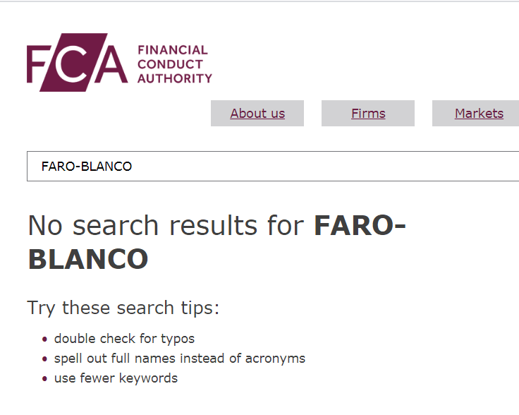 Вся информация о компании FARO-BLANCO, Фото № 3 - 1-consult.net