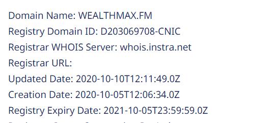 Вся информация о компании Wealth Max, Фото № 2 - 1-consult.net