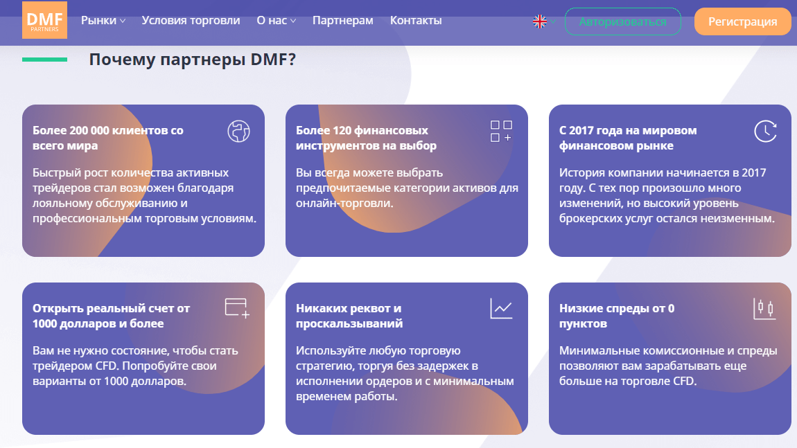 Вся информация о компании DMF Partners, Фото № 1 - 1-consult.net