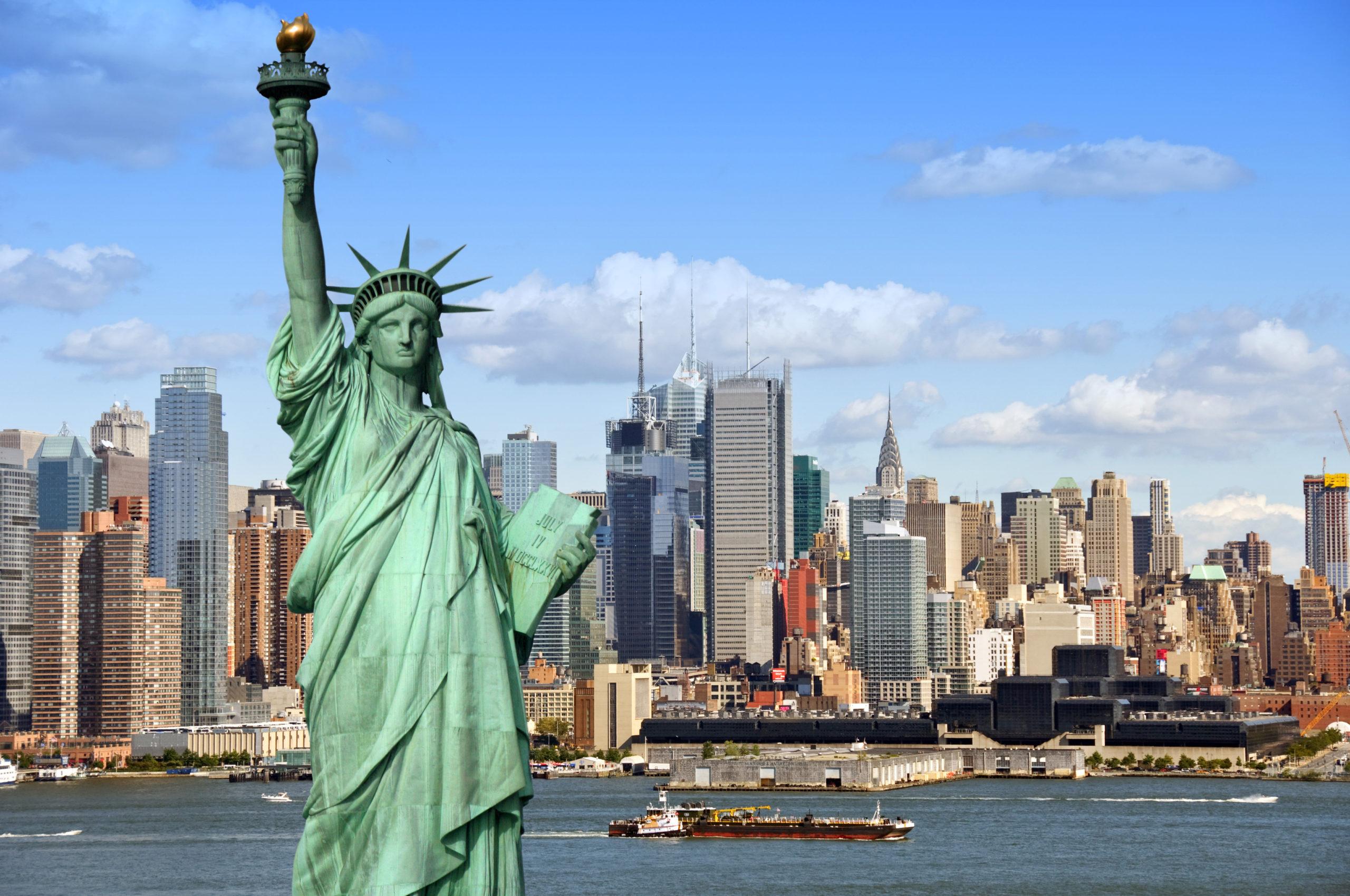 Изображение Американские туристические акции в летнее время