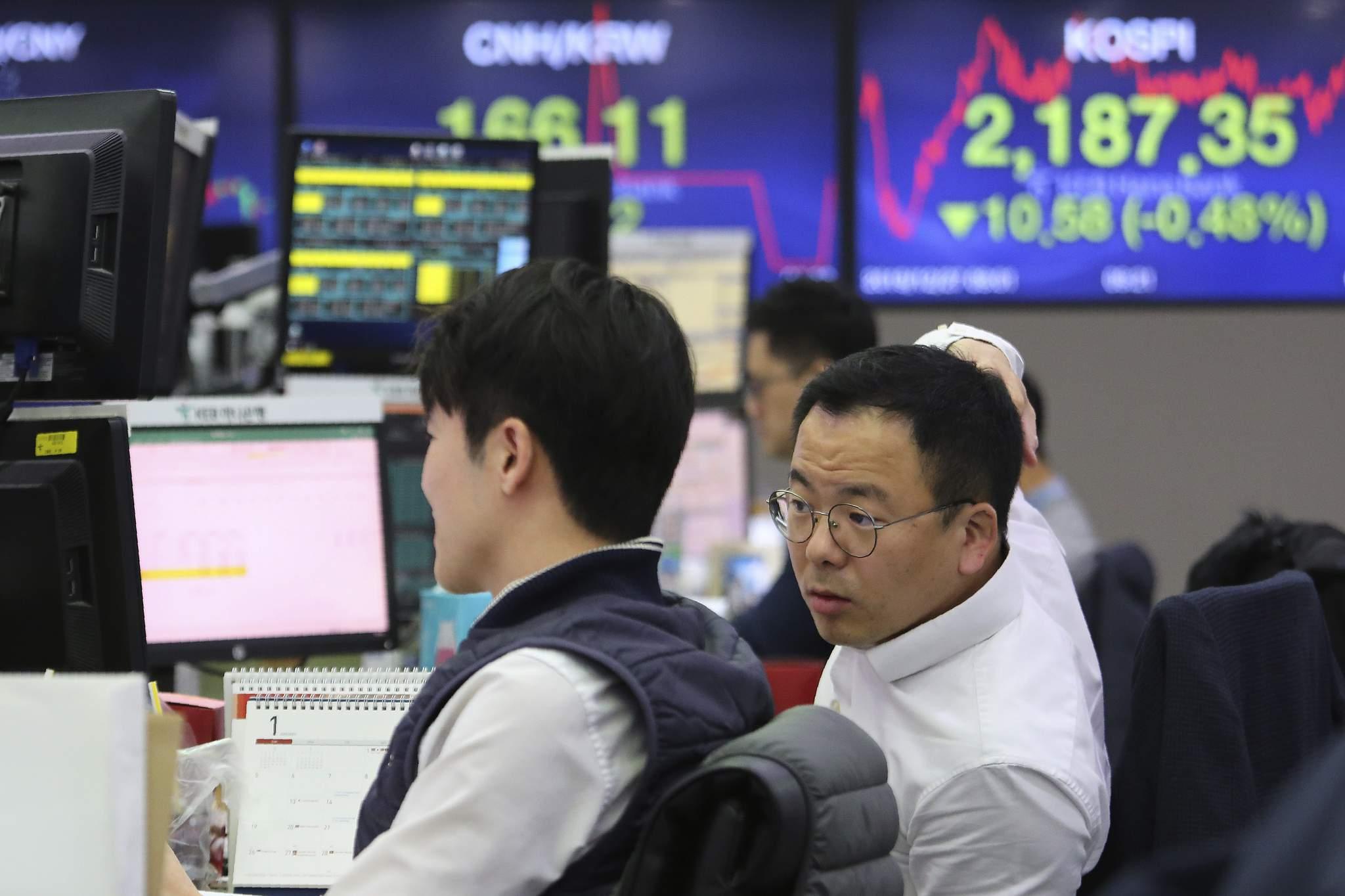 Изображение Азиатские финансовые рынки
