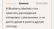 Анализ компании BlueberryMarkets, Фото № 4 - 1-consult.net
