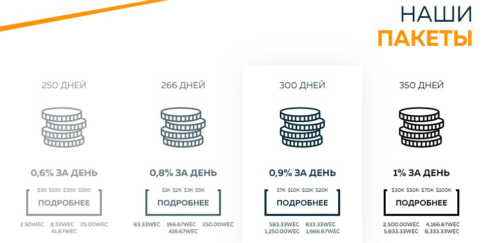 Вся информация о Web Token Profit, Фото № 4 - 1-consult.net