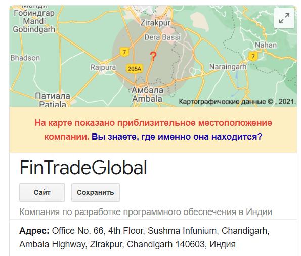Вся информация о компании Fintrade global, Фото № 5 - 1-consult.net