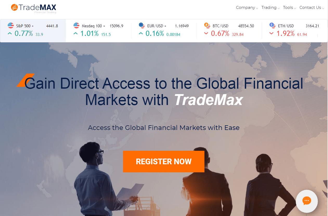 Вся информация о компании TradeMax, Фото № 1 - 1-consult.net