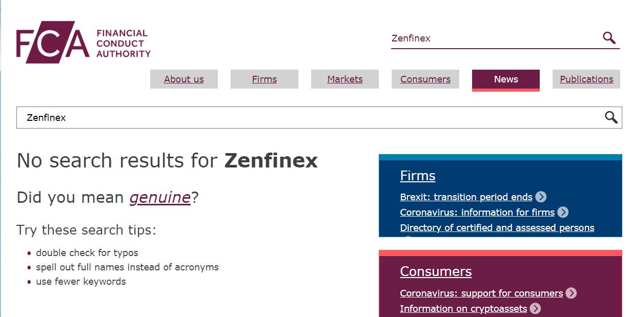 Вся информация о компании ZenFinex, Фото № 3 - 1-consult.net