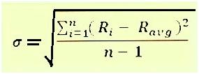 Как применять историческую волатильность в трейдинге, Фото № 1 - 1-consult.net