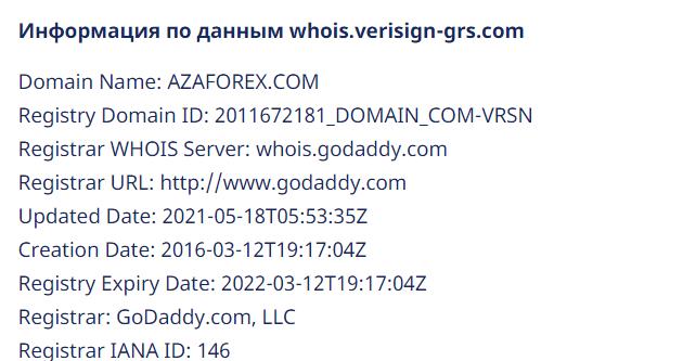 Вся информация о компании AZAforex, Фото № 1 - 1-consult.net