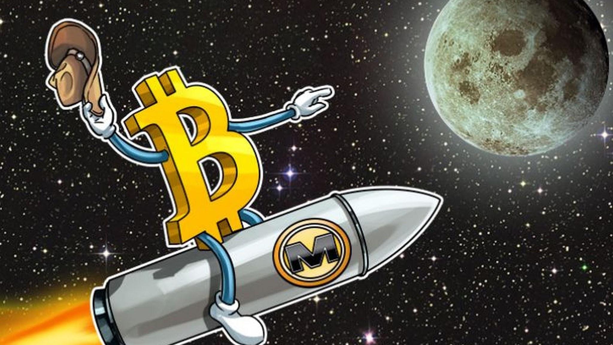 Изображение Криптовалютные транзакции будут отслеживаться, Bitcoin установил новый исторический максимум в 56 тыс долларов и скоро будет облагаться налогом в России