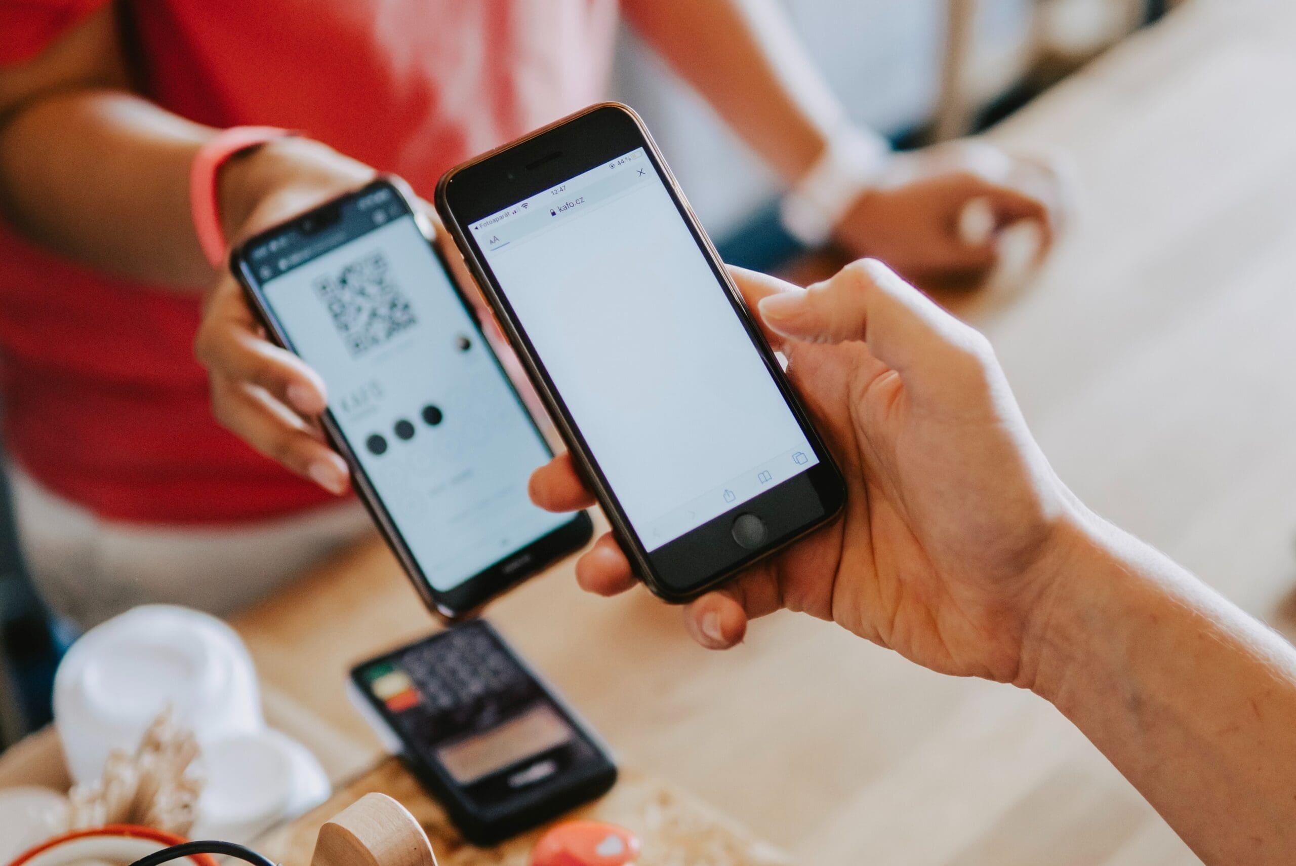 Изображение 5G-технологии в повседневной жизни как результат сотрудничества Mastercard-Verizon
